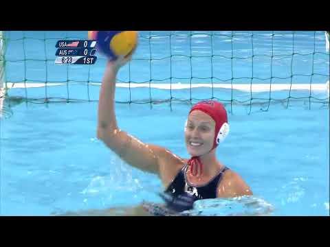 Water Polo Women's Semi-Final USA V AUS - Full Replay | London 2012 Olympics