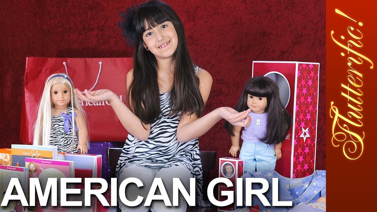 american girl place new york dolls review by flutterific youtube. Black Bedroom Furniture Sets. Home Design Ideas