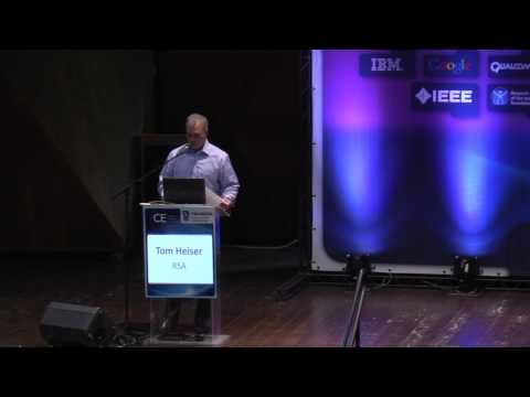 Tom Heiser Using Data to Protect Data: The Future of Intelligence-Driven Security - Technion lecture