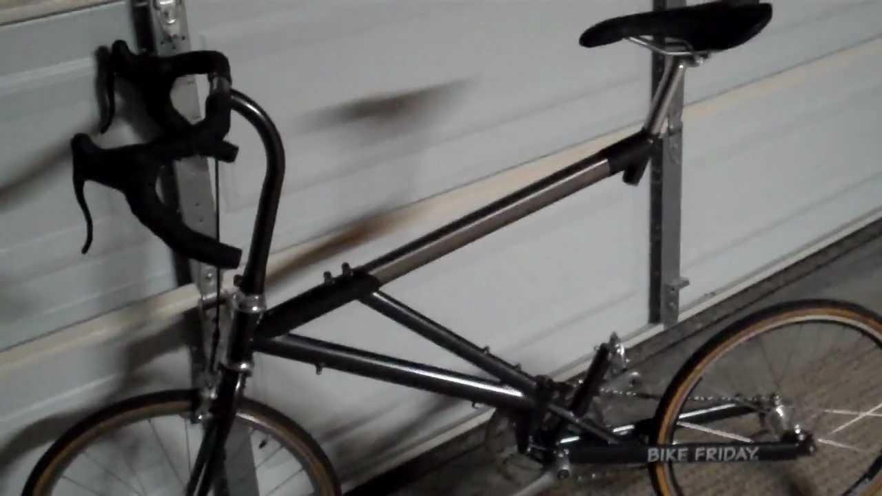Bike Friday Air Friday Folding Bike Best Folding Bike Ever