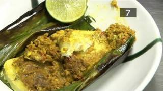 How To Make Fish Wrapped In Banana Leaf