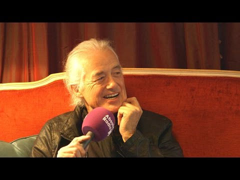Jimmy Page talks about the invention of the distortion pedal - Led Zeppelin