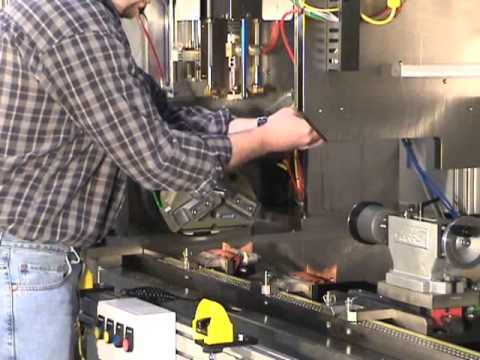 Image Industries - Hydraulic Port Welder Overview