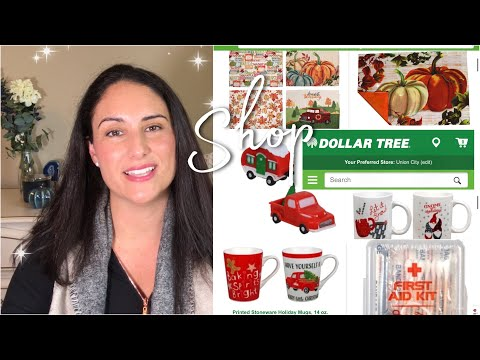 NEW Dollar Tree Shop Online With Me