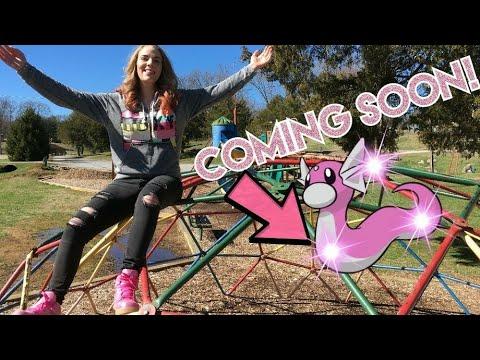 SHINY DRATINI IN POKEMON GO?! EXCLUSIVE SHINY DRAGONITE! Pokemon Go Vlog Day at the Park!