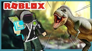 ROBLOX INDONESiA | VENTURE INTO The World of Dinosaurs 😍