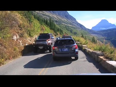 Emergency call volume jumps 40% at Glacier National Park