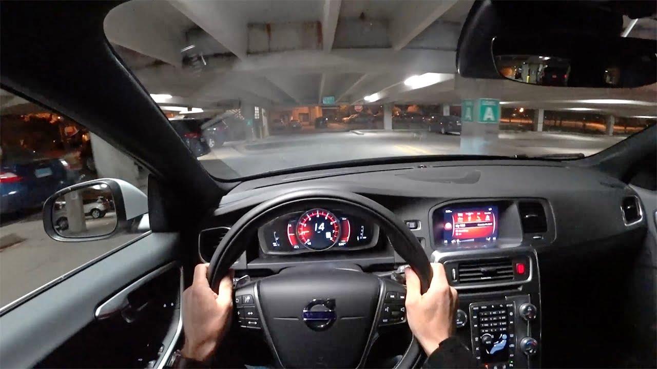 Wolf In Sheep S Clothing 2018 Volvo V60 T6 Awd R Design Pov Driving Impressions Binaural Audio