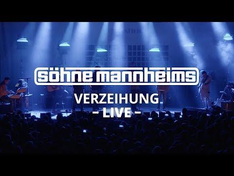Söhne Mannheims - Verzeihung [Live]