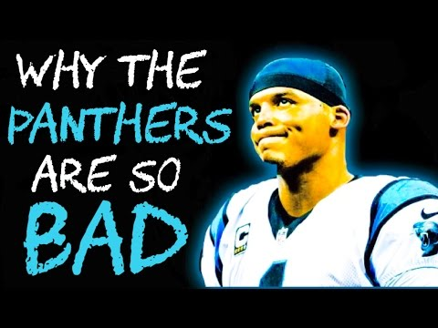 WHY the CAROLINA PANTHERS are SO BAD THIS SEASON