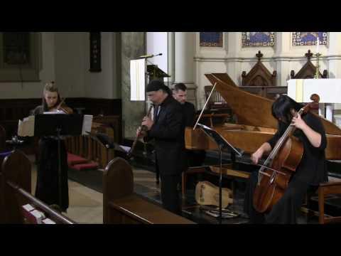 Jan Dismas Zelenka: Trio No. 3 in B flat Major for Oboe and Violin, ZWV 181