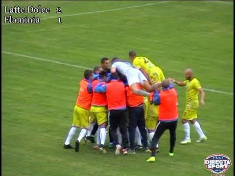 Calcio Serie D Gir G. - Latte Dolce-Flaminia 2-1 (29.10.2017)