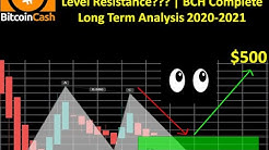 Will Bitcoin Cash Breakout $500 Key Level Resistance??? | BCH Complete Long Term Analysis 2020-2021