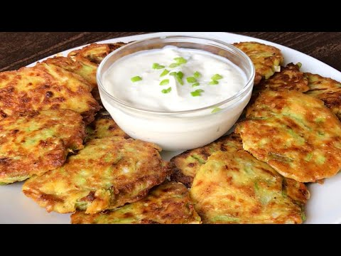 Vegetable Fritters Recipe | Em's Kitchen