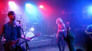 The Sounds - Hope You're Happy Now - Portland (10/28/09)