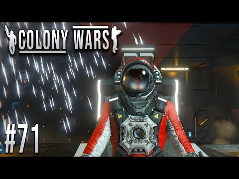 Space Engineers: Colony WARS! - Ep #71 - LOST BATTLE!