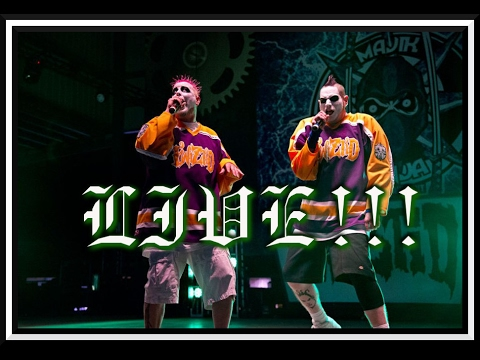 Twiztid LIVE: The Continuous Evilution of Life's ?'s ~ CD RELEASE PARTY ~ Hollywood, CA 1/27/17