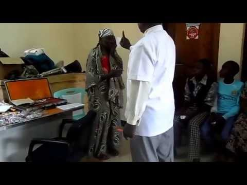 Community Eyes Screening At The Villages Sorounding Acacia Gold Mine