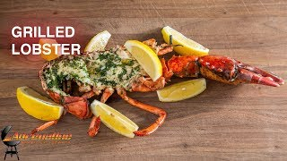 How To Grill Great Lobster