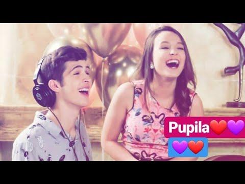Pupila - AnaVitória e Vitor Kley  Mirela e Luca