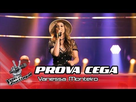 "Vanessa Monteiro – ""Master Blaster"" | Prova Cega | The Voice Portugal"