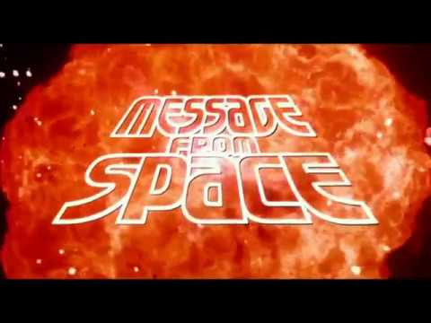 Message From Space 1978 Movie   Vic Morrow, Shin'ichi Chiba & Philip Casnoff