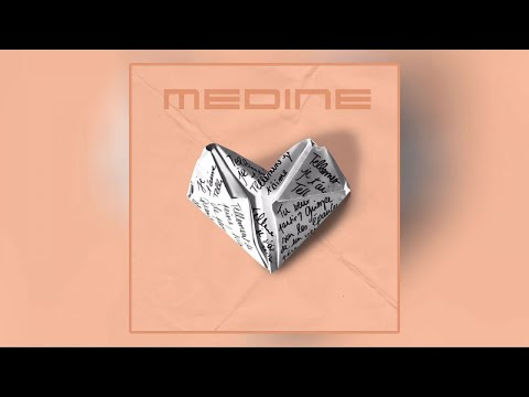 Médine - Tellement je t'm (Official Audio)
