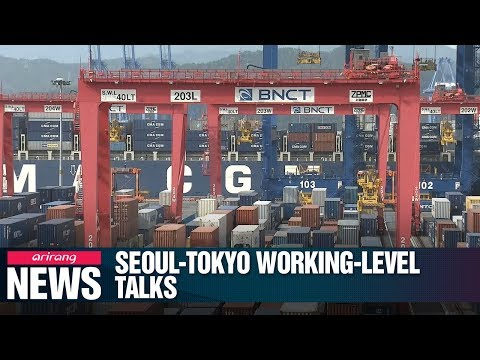 S. Korea, Japan to hold working-level talks in Tokyo on Japan