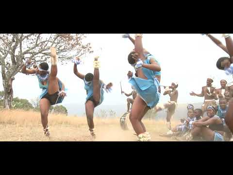 ZULU CULTURAL DANCE GROUP ( INKANINI ) - EMAHLATHINI
