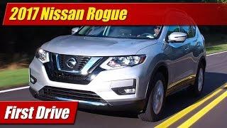 2017 Nissan Rogue: First Drive
