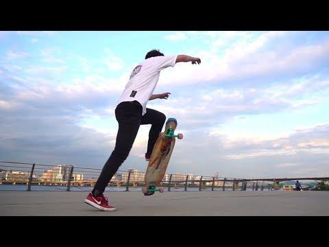 Longboard Dancing Seoul | MyungJin Cha | Apex 40