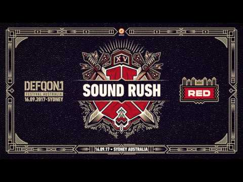 The Colours of Defqon.1 Australia 2017 | RED mix by Sound Rush