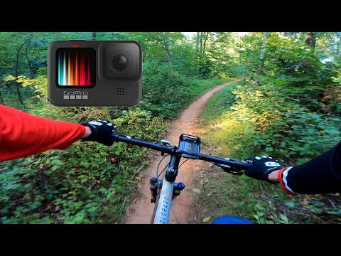GoPro Hero 9 - Best Action Cam For MTB Videos