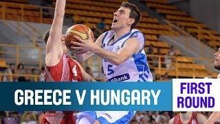 Greece v Hungary - Highlights Group A - 2014 U20 European Championship