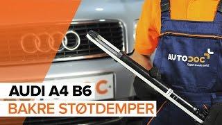 Audi A4 b6-verkstedveiledninger – den beste måten å forlenge levetiden til bilen din på