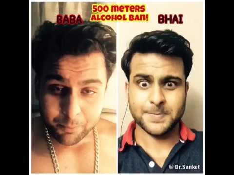 Sanjay Dutt and Salman Khan speak up about 500 meter Alcohol Ban and Ranbir Kapoor
