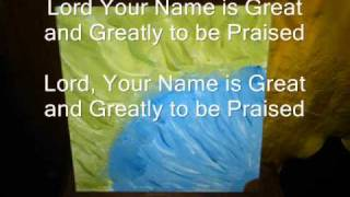 All Glory-Fervent Worship.wmv