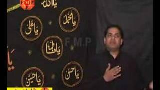 Babula Teri Zainab Roway - Matami Sangat Her Karrar 2007