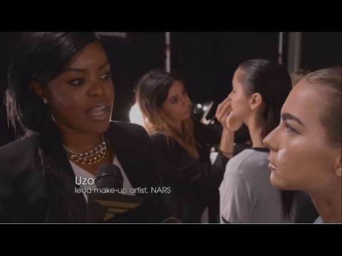 MICHAEL COSTELLO Mercedes Benz Fashion Week New York Spring 2015 | BACKSTAGE