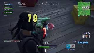 FORTNITE - OLD MAN GETS A DUB USING HIS SENIOR CITIZEN DISCOUNT! (PART 2 = 2 DUBS IN ONE STREAM!)
