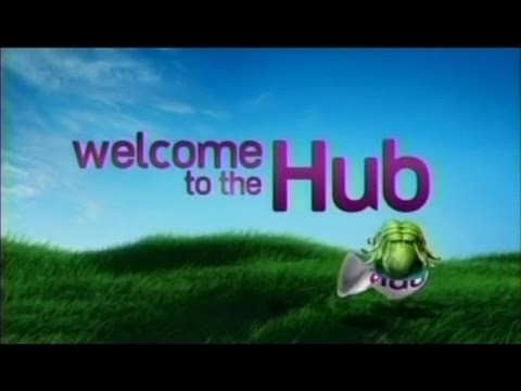 Closure of Discovery Kids/Launch of The Hub + commercials - October 10, 2010