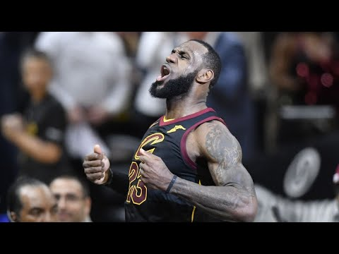 Lebron James Hitting Game Winner Was Not Clutch