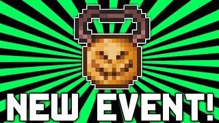 Terraria 1.2.1: Pumpkin Moon Medallion (NEW Halloween Event Crafting Guide!) @demizegg