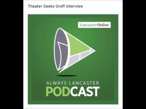 Theater Geeks Groff Interview