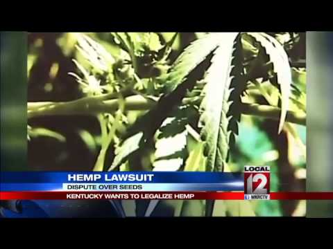 Federal government, Ky  close to reaching agreement over hemp seeds