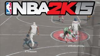 NBA 2K15 MyPARK - BROKEN ANKLES.... [MyPark MixTape]