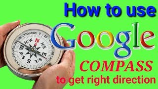 How to use google compass to get right direction - Vastu shastra tutorial screenshot 2