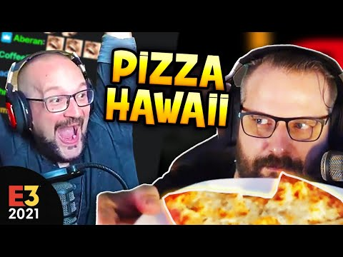 GRONKH HAT ENDLICH PIZZA HAWAII PROBIERT!! 🤣🍍🍕 -  🎬 Best of Gronkh