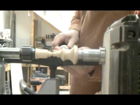 Woodturning Lamp Finials