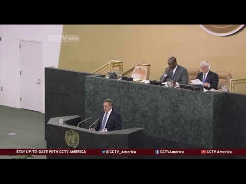 UN General Assembly: Crimea Accession Vote Illegal